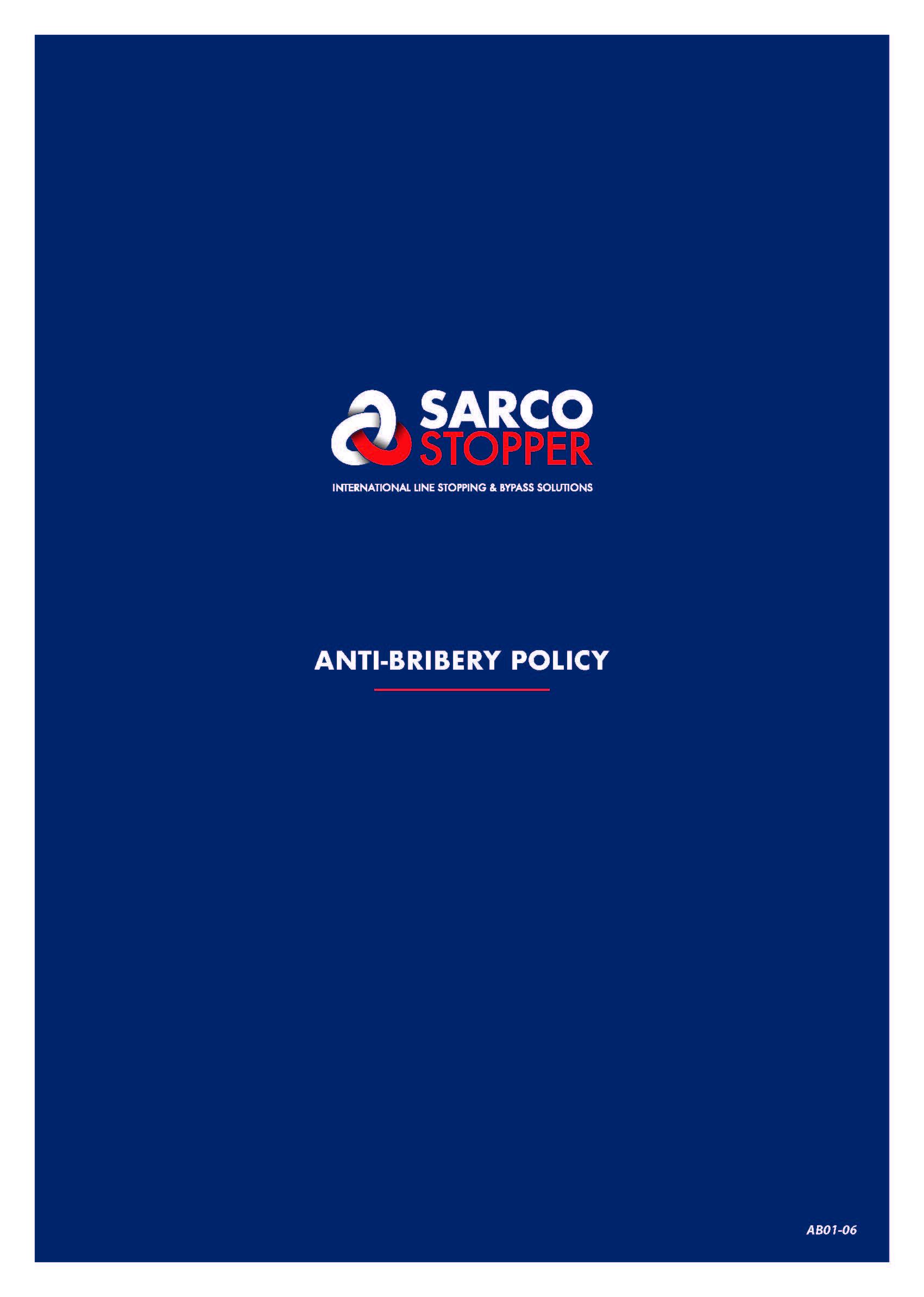 AB01-06 Anti-Bribery PolicyC