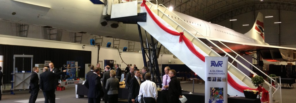 AVK Innovation Day - Manchester Concorde 2