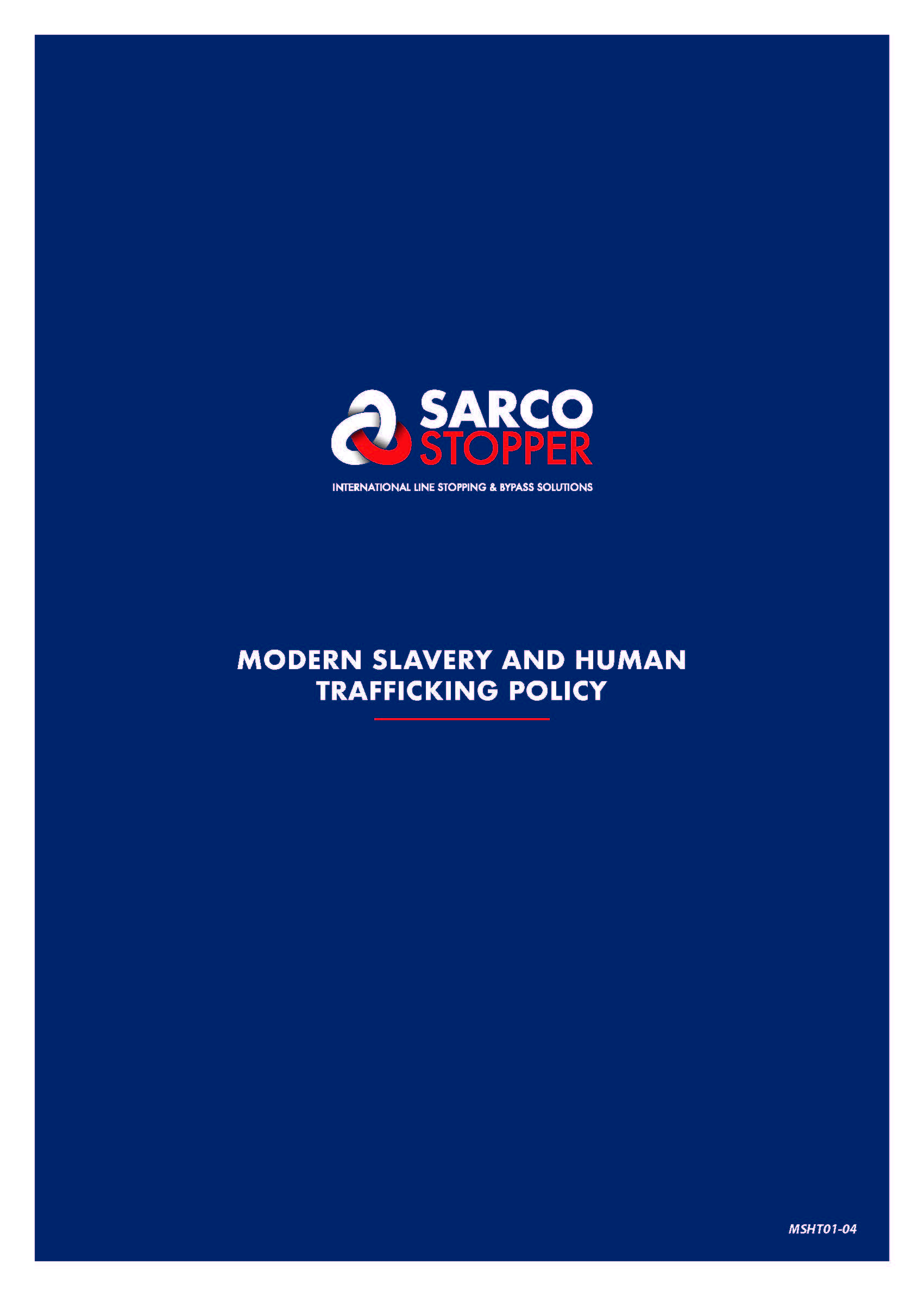 MSHT01-04 Modern Slavery Human Trafficking PolicyC