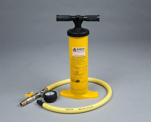 sarco-stopper-stirrup-pump