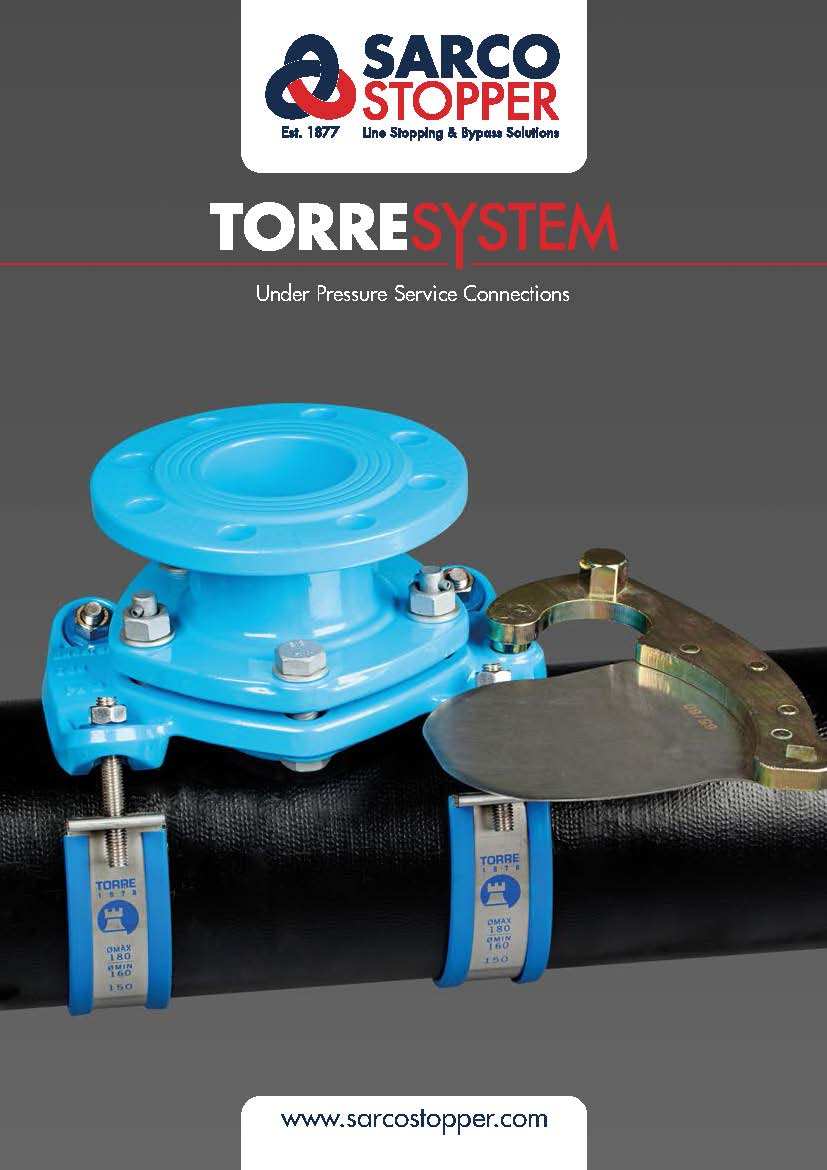Torre System Brochure - WATER PRODUCTS 1