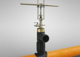 sarco-stopper-supraflow-drilling-machine